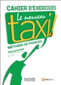 Le Nouveau Taxi 2, francuski jezik za 1. i 2. razred srednje škole, radna sveska