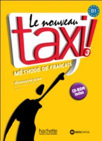 Le Nouveau Taxi 3, francuski jezik za 3. i 4. razred srednje škole, udžbenik