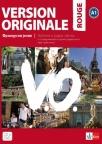 Francuski jezik Version Originale rouge