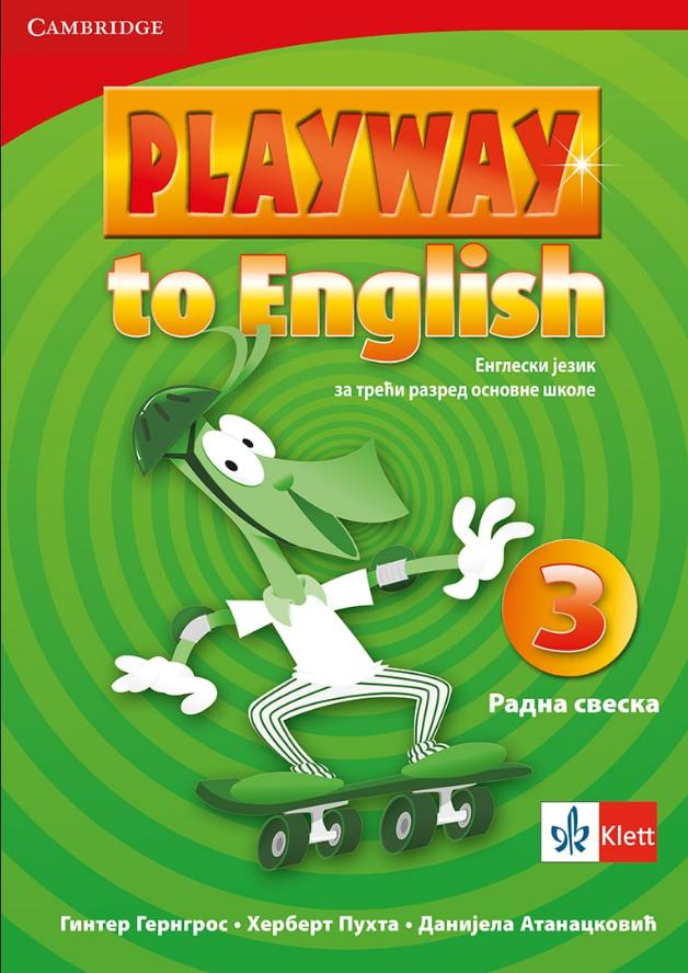 Playway to English 3, Engleski jezik za treći razred, radna sveska