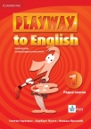Playway to English 1, Engleski jezik za prvi razred, radna sveska