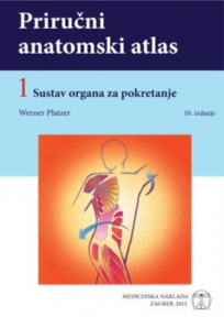 Anatomski atlas 1 (priručni)