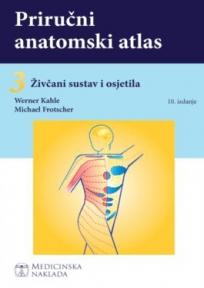 Anatomski atlas 3 (priručni)