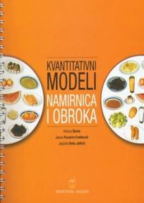 Kvantitativni modeli namirnica i obroka