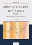 Istraživačke metode u psihologiji i drugim društvenim znanostima