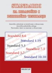 Standardi za pedagoško i psihološko testiranje