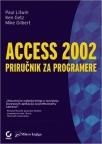 Access 2002 za programere  (+ CD)