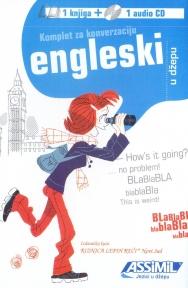 Engleski komplet za vežbanje konverzacije