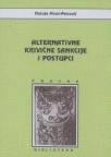 Alternativne krivične sankcije i postupci