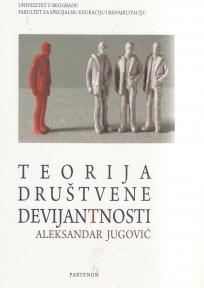 Teorija društvene devijantnosti