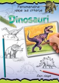Fenomenalne ideje za crtanje - Dinosauri