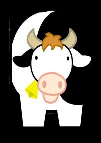 Pena knjiga - kravica