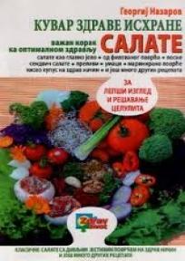 Kuvar zdrave ishrane - Salate