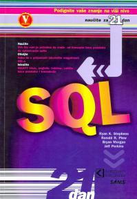 Naučite SQL za 21 dan