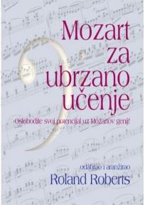 Mozart za ubrzano učenje CD