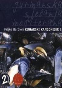 Kuharski kanconijer 3.