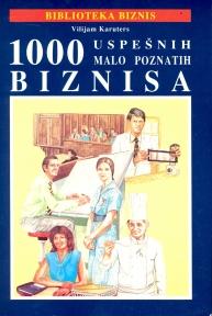 1000 uspešnih malo poznatih biznisa