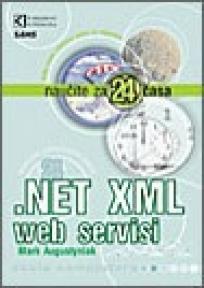 .NET XML servisi naučite za 24 časa