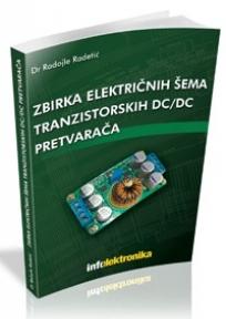Zbirka električnih šema tranzistorskih DC-DC pretvarača