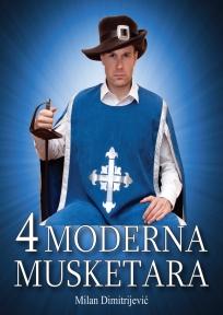 4 moderna musketara