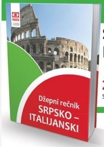 Srpsko-italijanski džepni rečnik