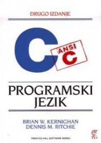 Programski jezik C (ANSI C)