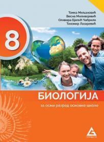 Biologija 8, udžbenik