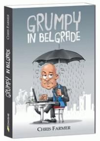 Grumpy in Belgrade
