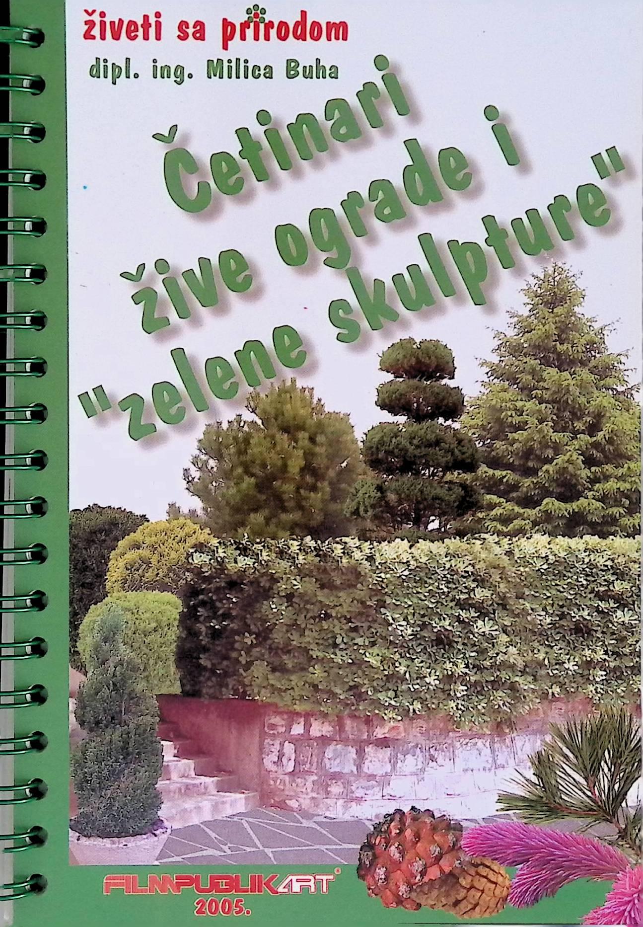 """Četinari, žive ograde i """"zelene skulpture"""""""