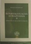 Intertekstualna istraživanja II