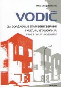 Vodič za održavanje stambene zgrade i kulturu stanovanja