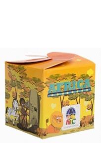 Kocka Afrika - NTC