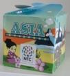 Kocka Azija - NTC
