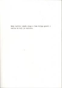 Anti - knjiga