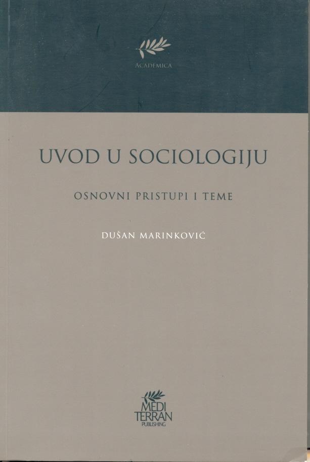 Uvod u sociologiju - osnovni pristupi i teme