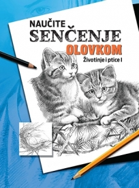 Naučite senčenje olovkom - Životinje i ptice I
