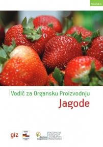 Vodič za organsku proizvodnju jagode