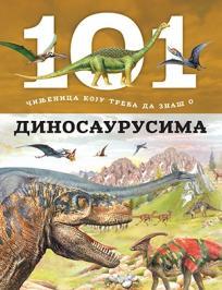 101 činjenica koju treba da znaš o dinosaurusima