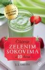 Čišćenje zelenim sokovima u 10 dana