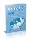 Francuski jezik 6 Et toi ? 2, priručnik za nastavnike