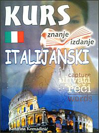 Italijanski jezik, knjiga + CD, početni i srednji kurs