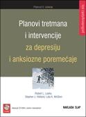 Planovi tretmana i intervencije za depresiju i anksiozne poremećaje + CD