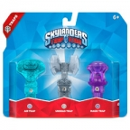 Skylanders Trap Team - Triple Trap Pack 3 (Air Snake + Undead Axe + Magic Hourglass)
