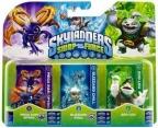 Skylanders SWAP Force Triple Pack B (Zoo Lou + Spyro + Chill)