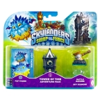 Skylanders SWAP Force Adventure Pack (Pop Thorn + Tower + Diamonds + Hammer)