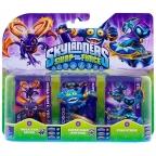Skylanders SWAP Force Magic Triple Pack (Mega Ram Spyro + Super Gulp Pop Fiz + Star Strike