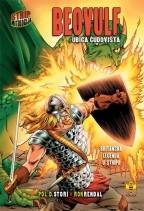 Beovulf: ubica čudovišta: britanska legenda u stripu