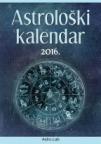 Astrološki kalendar sa efemeridama : za 2016. godinu