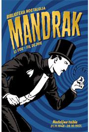 Mandrak 2 nedeljne table 1948 do 1951
