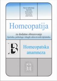 Homeopatija za dodatno obrazovanje zdravstvenih djelatnika